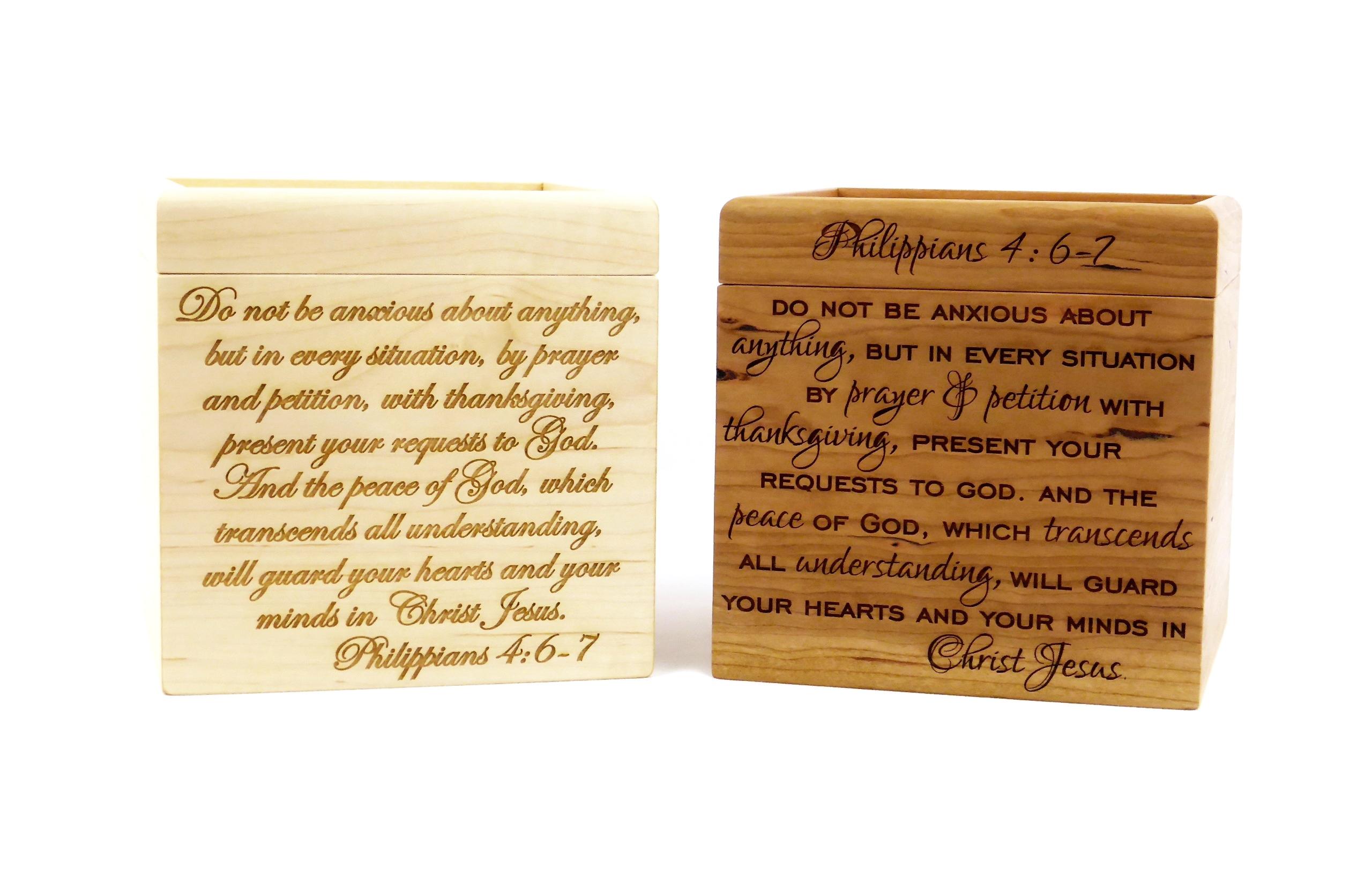 woodenprayerbox