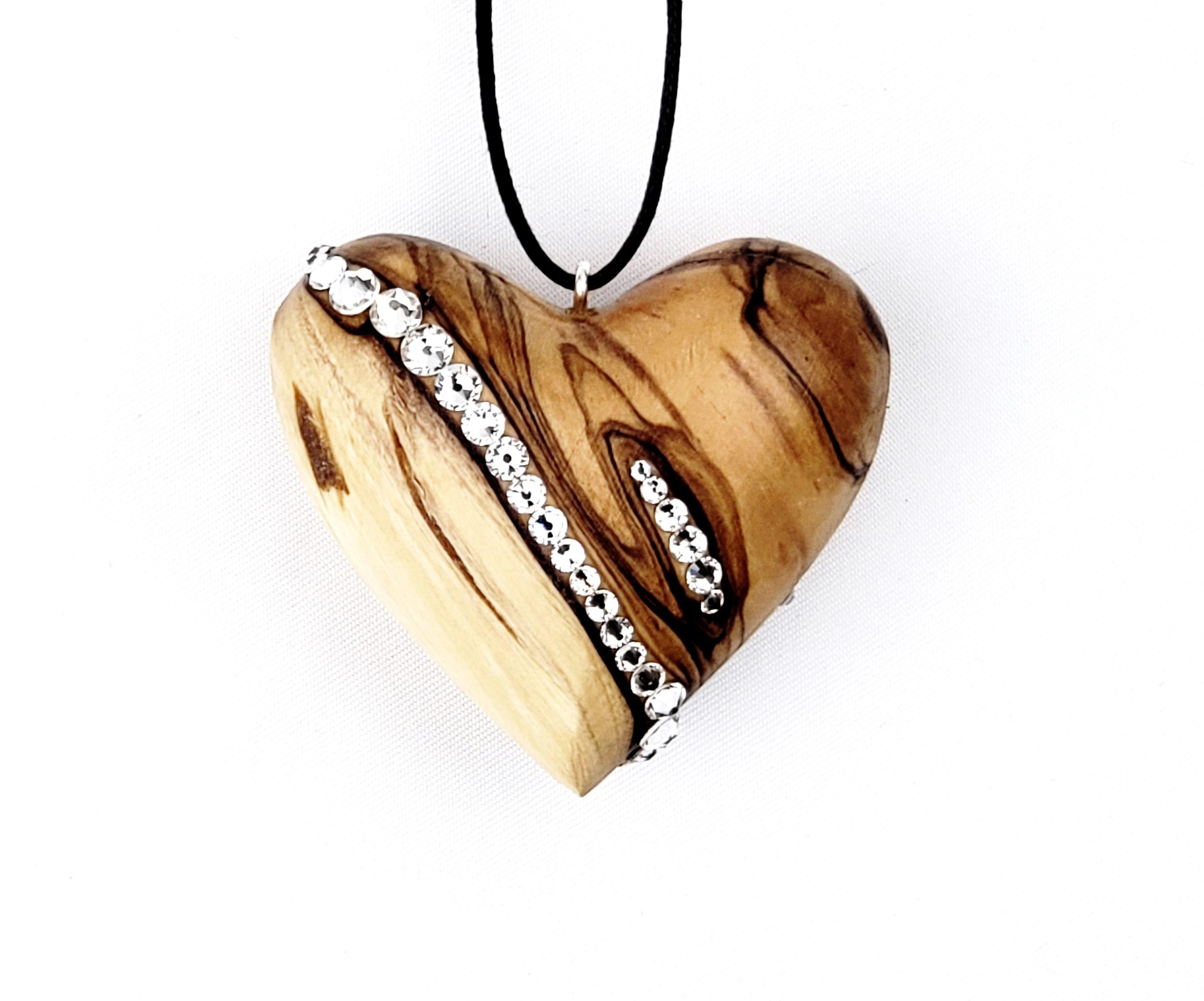 woodheartpendant